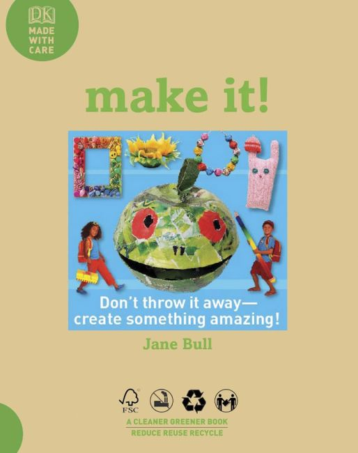 eBook cover of Make It!