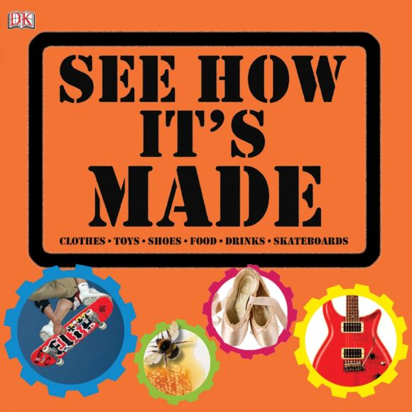 eBook cover of See How It's Made