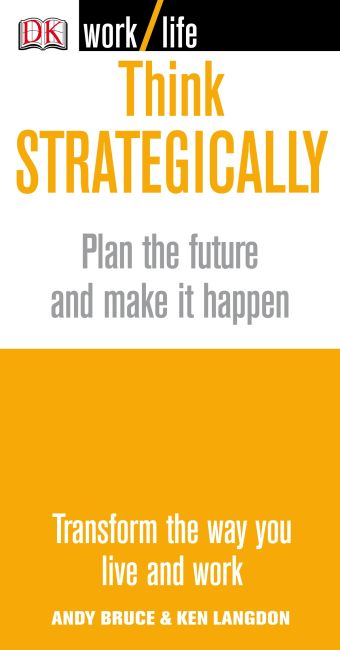 eBook cover of Work/Life:Think Strategicly