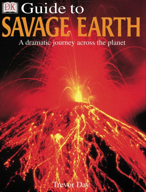 eBook cover of Savage Earth