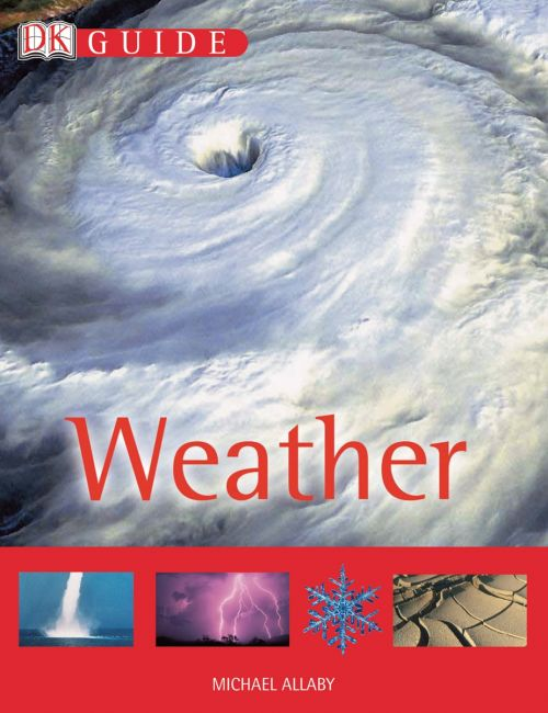 eBook cover of DK Guide: Weather