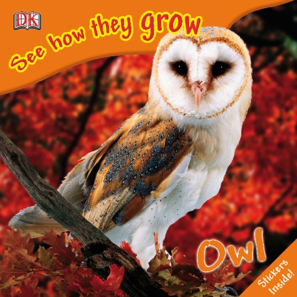 eBook cover of See How They Grow: Owl