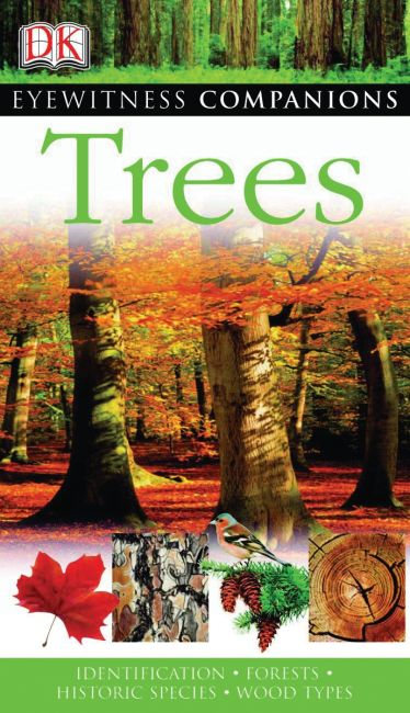 eBook cover of Eyewitness Companions: Trees