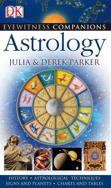 eBook cover of Eyewitness Companions: Astrology