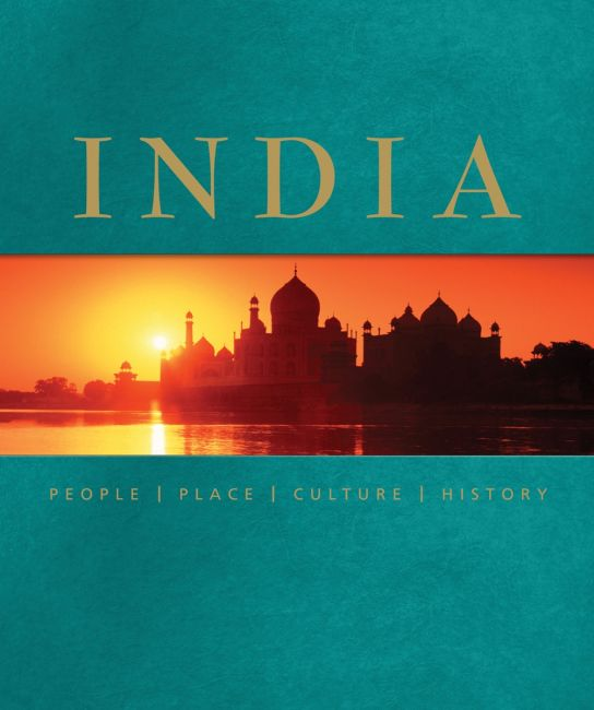 eBook cover of India