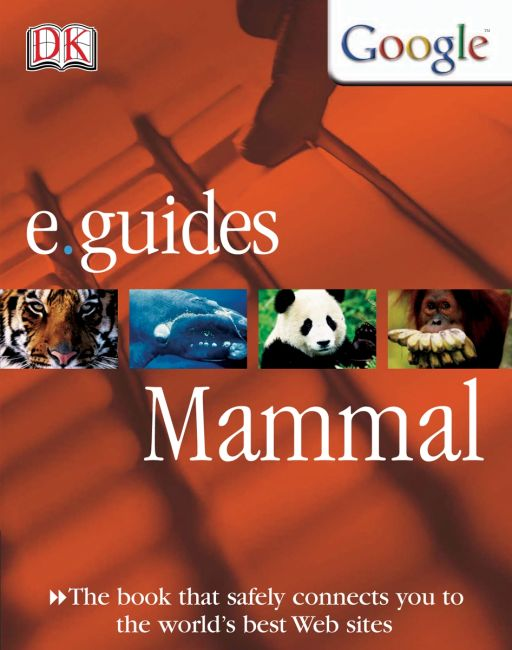 eBook cover of DK/Google E.guides: Mammal