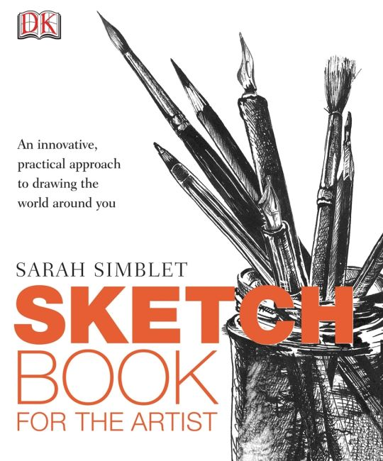 Paperback cover of Sketch Book for the Artist