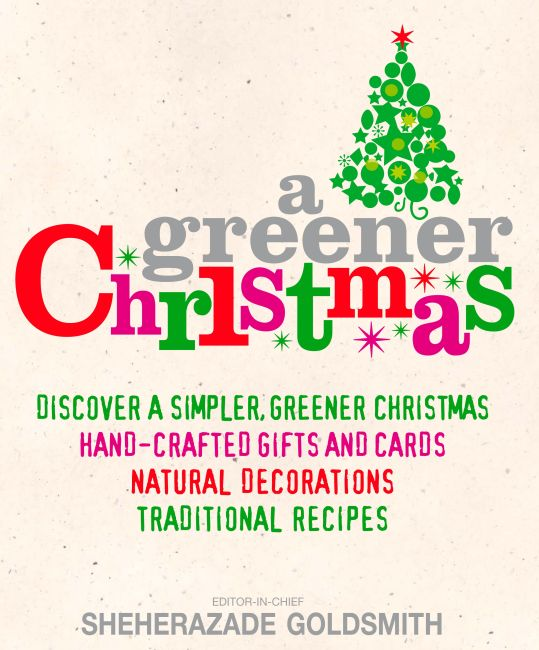 eBook cover of A Greener Christmas