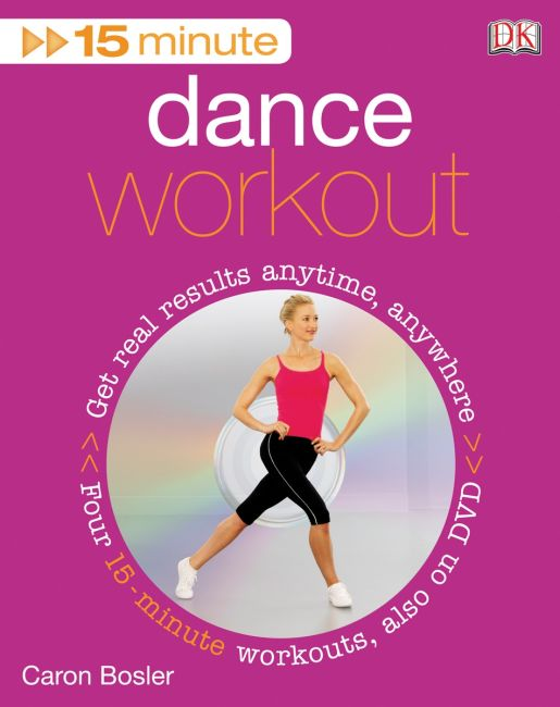 eBook cover of 15 Minute Dance Fitness