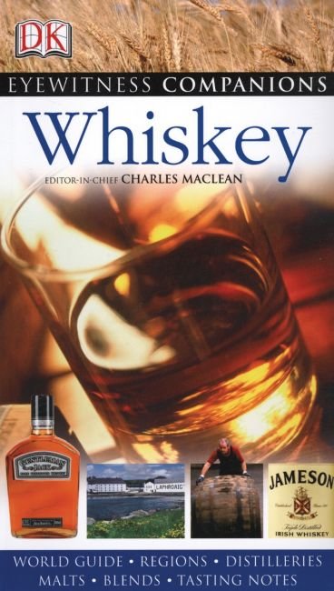 eBook cover of Eyewitness Companions: Whiskey