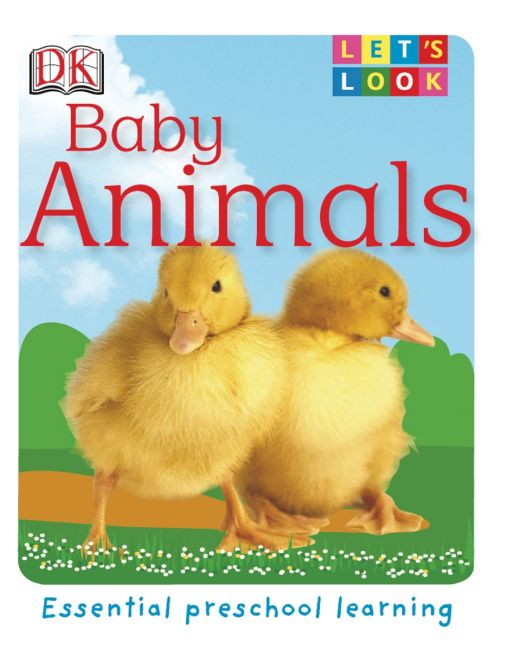 eBook cover of Let's Look: Baby Animals