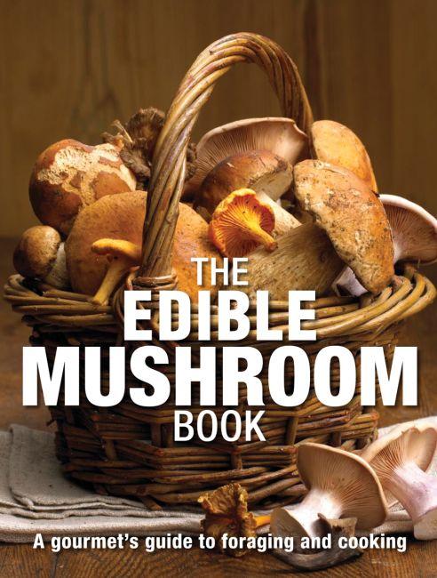 eBook cover of The Edible Mushroom Book