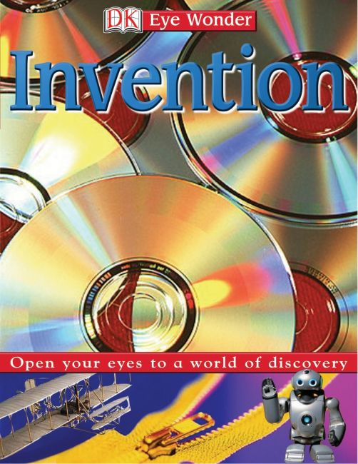 eBook cover of Eyewonder: Invention