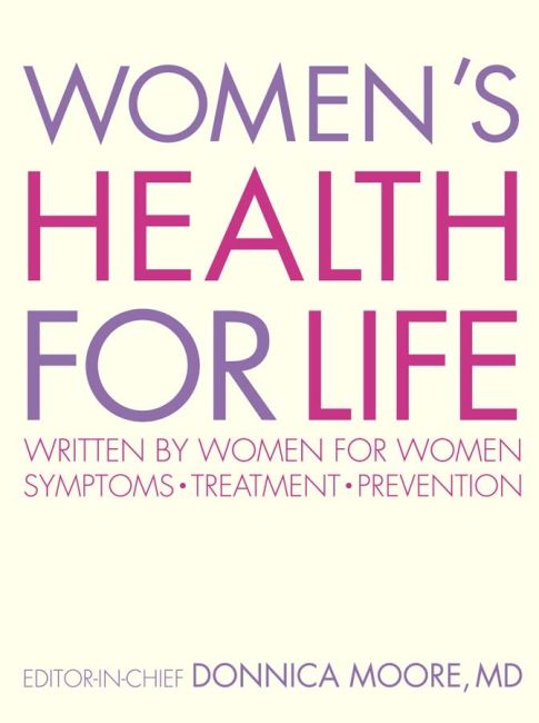 eBook cover of Women's Health for Life