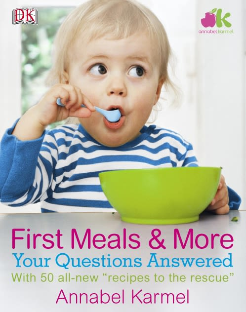 eBook cover of First Meals And More: Your Questions Answered