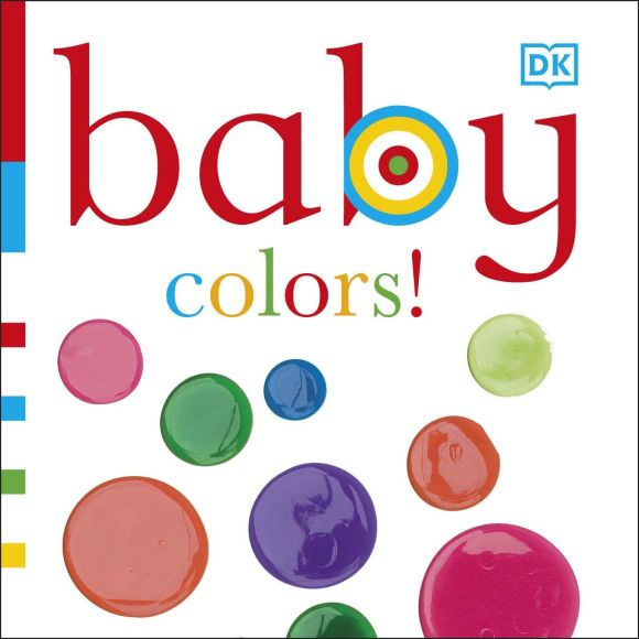 Board book cover of Baby: Colors!