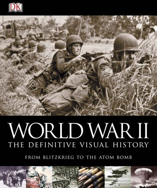eBook cover of World War II
