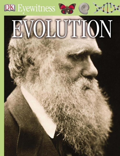 eBook cover of DK Eyewitness Books: Evolution