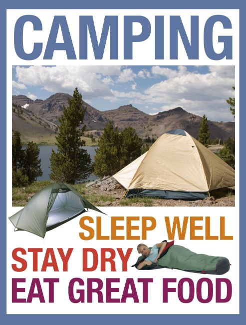 eBook cover of Camping