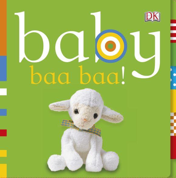 Board book cover of Baby: Baa Baa!