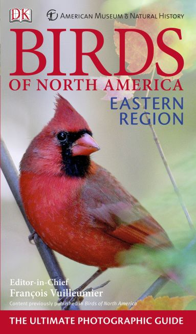 Flexibound cover of American Museum of Natural History Birds of North America Eastern Region
