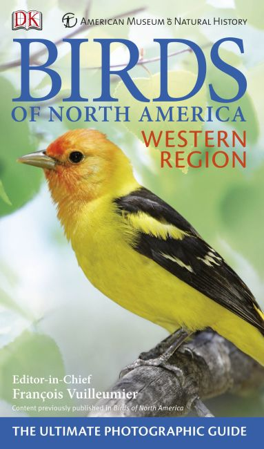 Flexibound cover of AMNH Birds of NA Westn Rgn