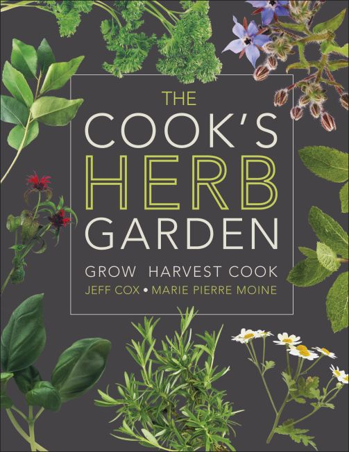 Hardback cover of The Cook's Herb Garden