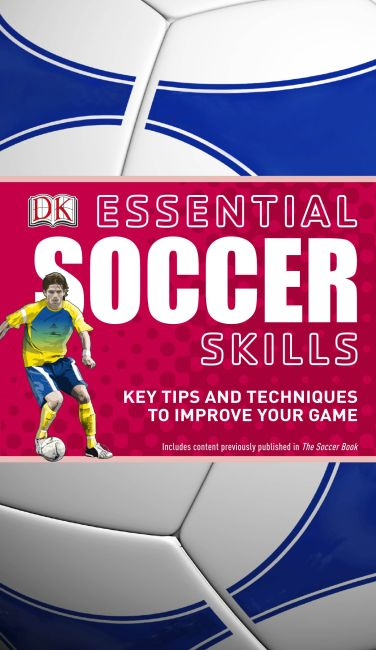 Hardback cover of Essential Soccer Skills