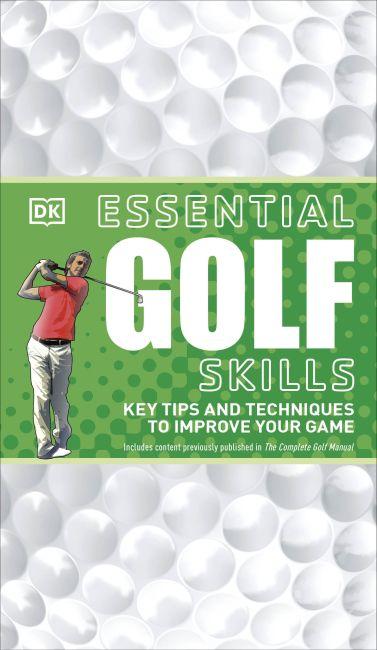 Hardback cover of Essential Golf Skills