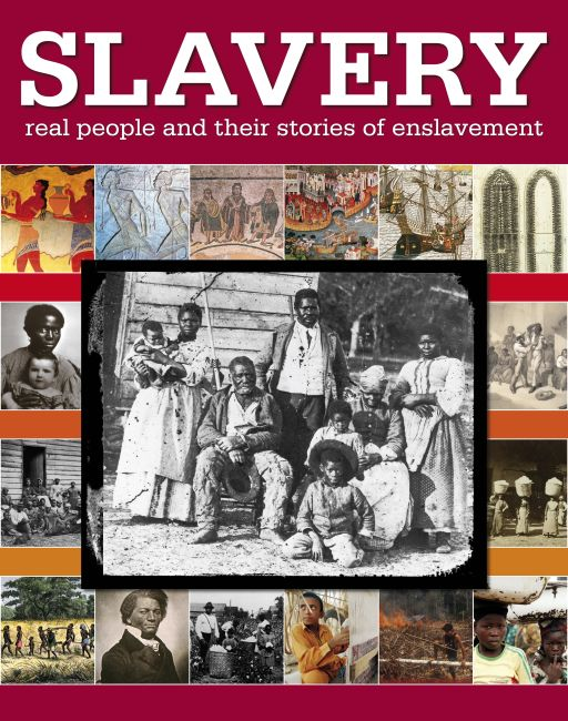 eBook cover of Slavery