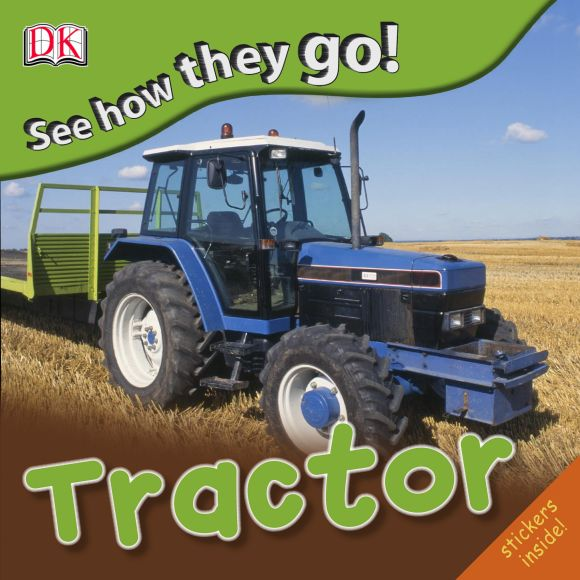 eBook cover of See How They Go: Tractor