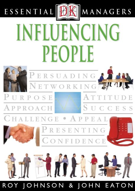 eBook cover of DK Essential Managers: Influencing People