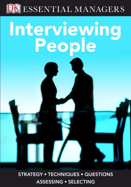eBook cover of DK Essential Managers: Interviewing People