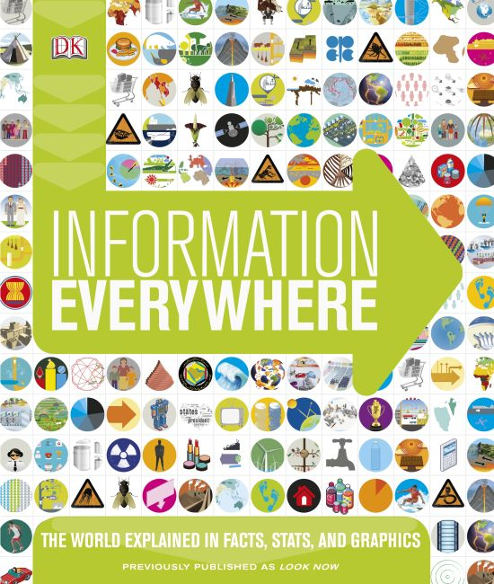 eBook cover of Information Everywhere