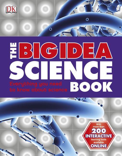 eBook cover of The Big Idea Science Book