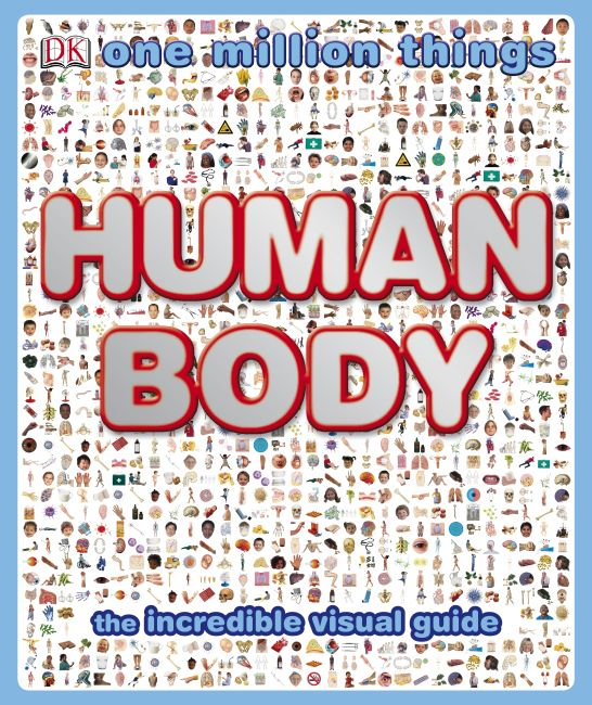 eBook cover of One Million Things: Human Body