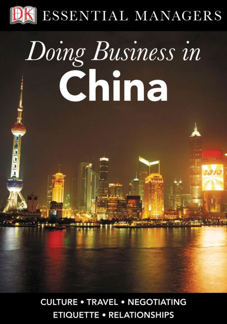 eBook cover of DK Ess Mgs:Doing Bus in China