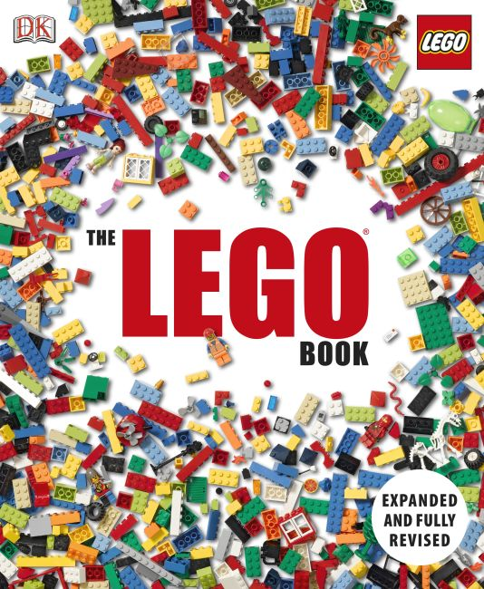 Hardback cover of The LEGO® Book