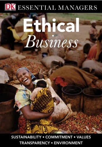 eBook cover of DK Essential Managers: Ethical Business