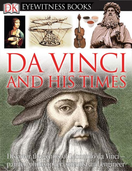 eBook cover of DK EW Bks:Da Vinci & His Times