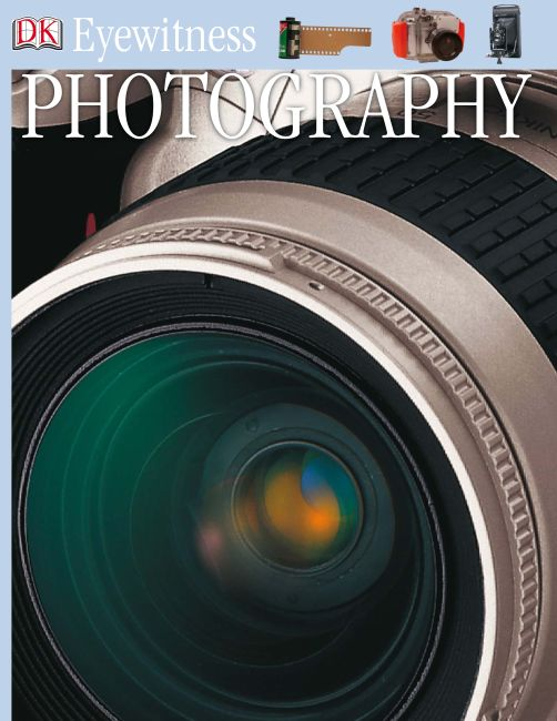 eBook cover of DK Eyewitness Books: Photography