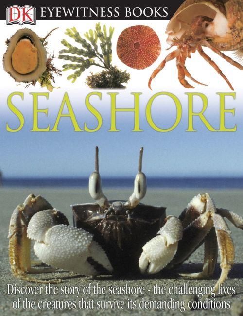eBook cover of DK Eyewitness Books: Seashore