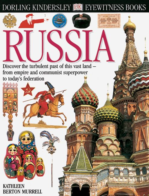 eBook cover of DK Eyewitness Books: Russia