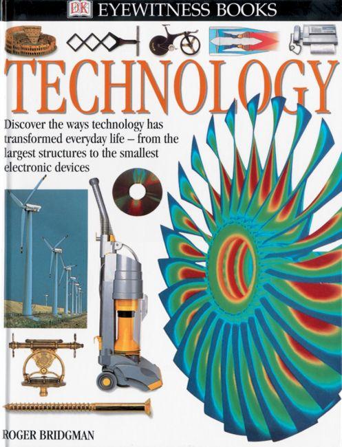eBook cover of DK Eyewitness Books: Technology