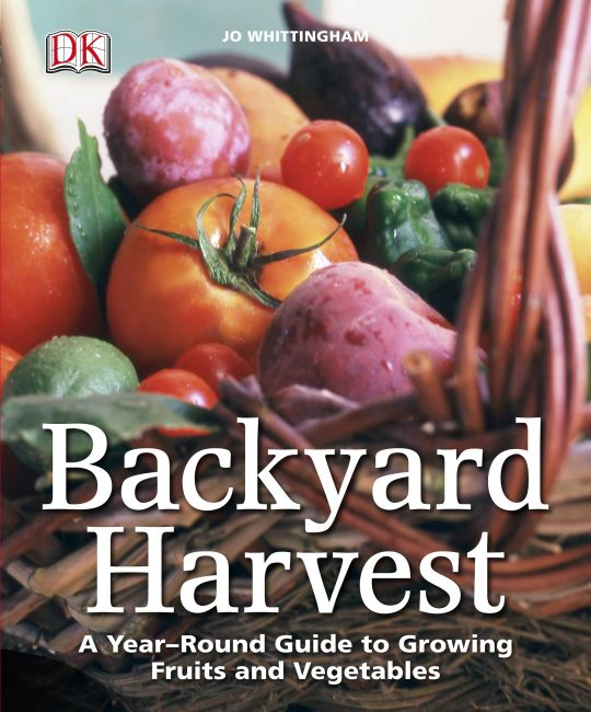 Paperback cover of Backyard Harvest
