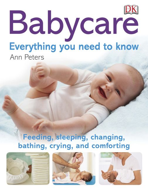 Paperback cover of Babycare: Everything you need to know