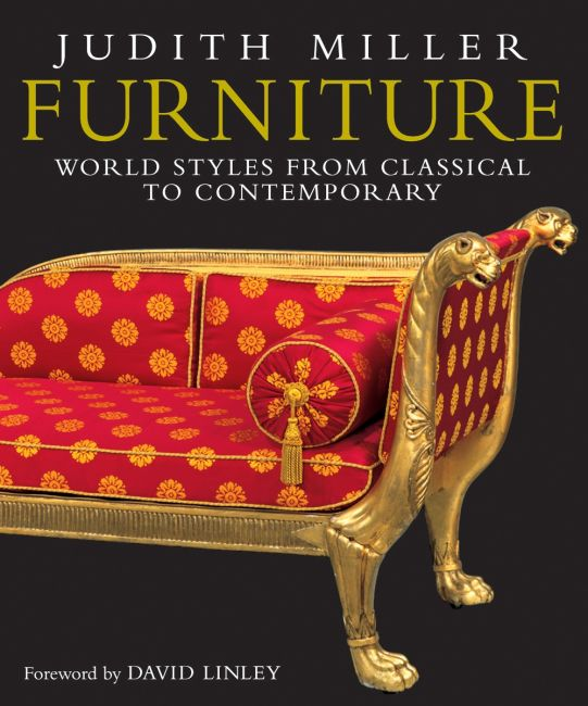 eBook cover of Furniture
