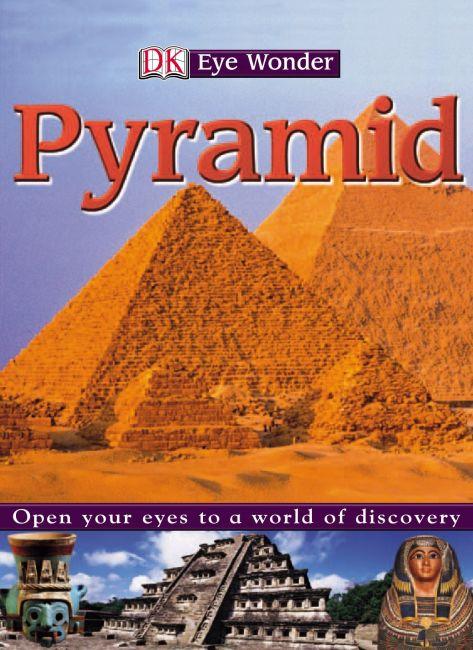 eBook cover of Eyewonder: Pyramid