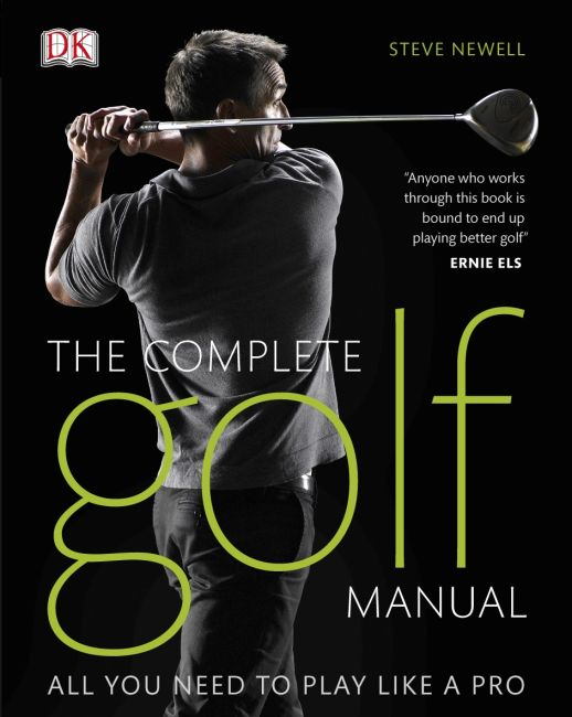 eBook cover of The Complete Golf Manual