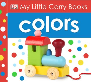 eBook cover of My Little Carry Book: Colors